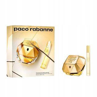 Paco Rabanne Lady Million Woda perfumowana 80ml zestaw upominkowy