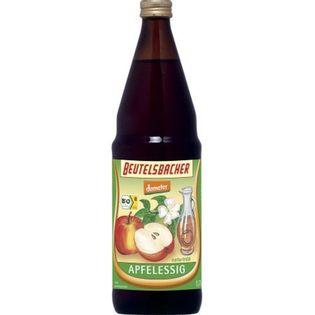 Ocet Jabłkowy Niefiltrowany Bio 750 ml Demeter