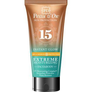 Peau dOr Spf 15 wodoodporny balsam przeciwsłoneczny do twarzy i ciała