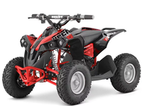 Hecht 51060 Red Quad Akumulatorowy Samochód Terenowy Auto Jeździk Pojazd Zabawka Dla Dzieci - Oficjalny Dystrybutor - Autoryzowany Dealer Hecht
