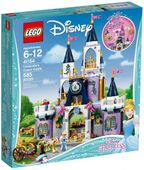 Disney Princess Wymarzony zamek Kopciuszka