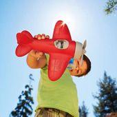 Samolot do zabawy dla dzieci CZERWONE SKRZYDŁA