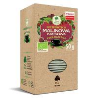 Herbatka Malinowa Kresowa EKO 25 x 2g Dary Natury