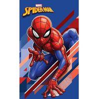 Ręcznik dla dzieci 30x50 licencyjny Detexpol wzór SPIDERMAN 06