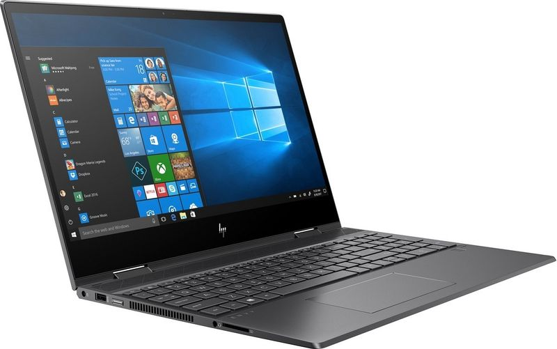 2w1 HP ENVY 15 x360 FullHD IPS AMD Ryzen 5 3500U Quad Core 8GB DDR4 512GB SSD NVMe Radeon Vega 8 Windows 10 zdjęcie 2