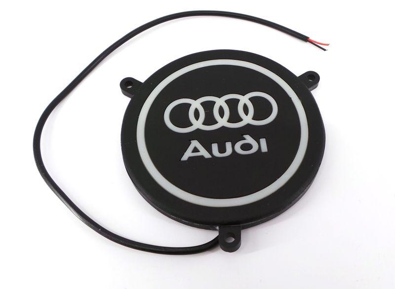 Audi logo LED  podświetlane, wodoodporne zdjęcie 3