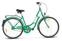 Rower turystyczny 26 KANDS LAGUNA RETRO Favorit zielony 17r.