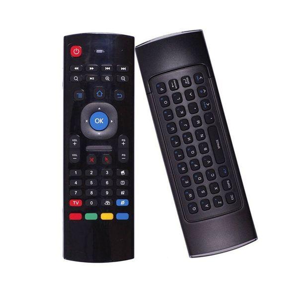Pilot smart tv MX3 Android Box klawiatura 3w1 zdjęcie 4