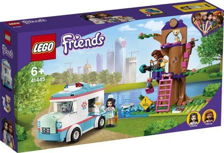 LEGO 41445 FRIENDS Karetka weterynaryjna