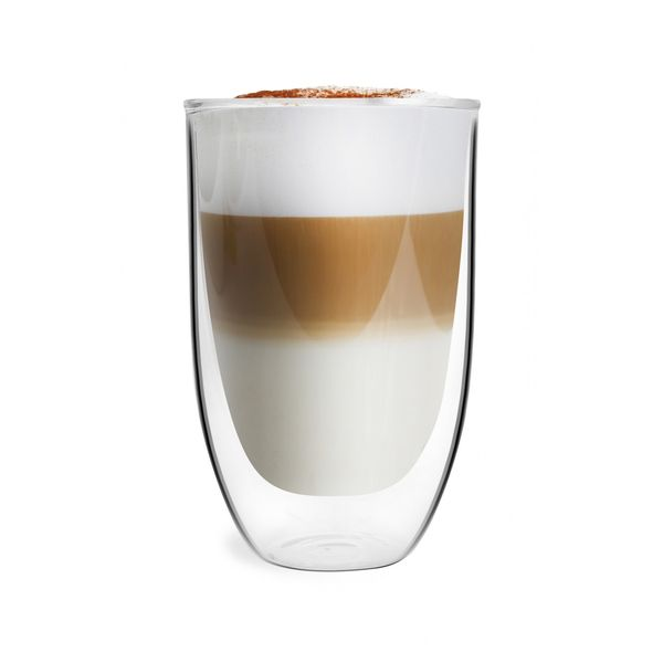 Szklanki Termiczne Podwójna Ścianka Kawa Herbata 350ml Vialli Design 6 zdjęcie 3