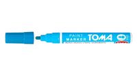 Flamaster (marker, mazak, pisak) do znakowania matek OLEJOWY - niebieski