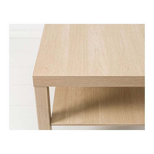 Ikea Lack Stolik Kawowy ława Dąb 90x55 Cm