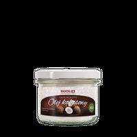 Olej kokosowy tłoczony na zimno 175 ml