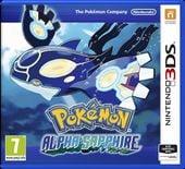 Gra Nintendo 3DS 2DS POKEMON Alpha Sapphire