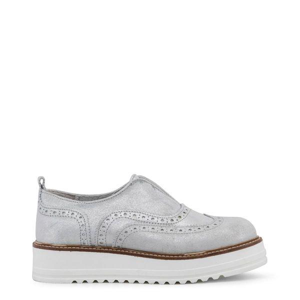nowe promocje buty do separacji w sprzedaży hurtowej Ana Lublin skórzane buty damskie szary 39