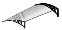 Zadaszenie Komorowa osłona z poliwęglanu T80X120H