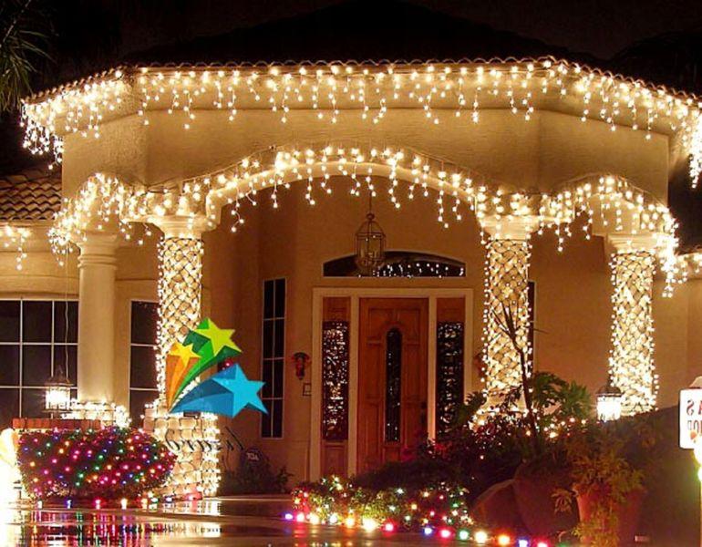 5x SOPLE 200 LED LAMPKI CHOINKOWE BIAŁE CIEPŁE! zdjęcie 6