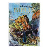 Biblia Ilustrowana dla dzieci Chrzest GRAWER