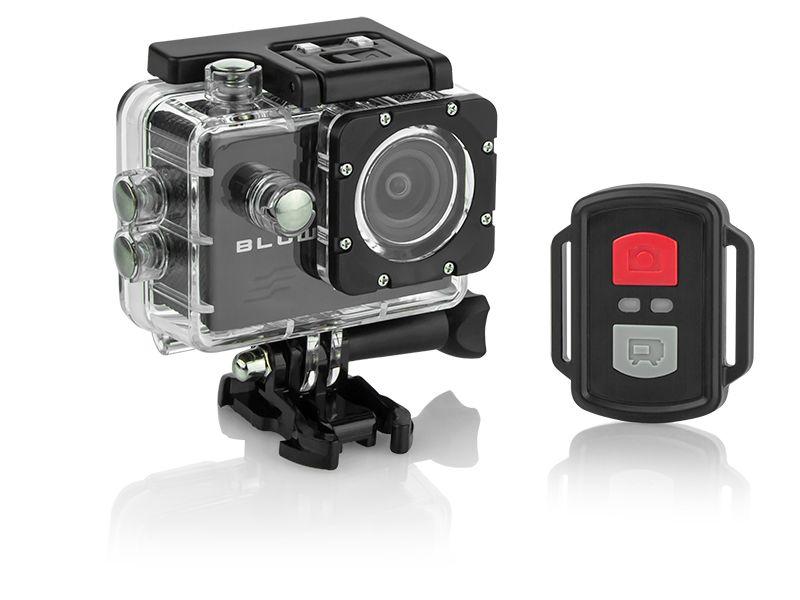 Kamera sportowa Blow Pro4U 4K Wi-Fi + wodoodporna obudowa + pilot zdjęcie 1
