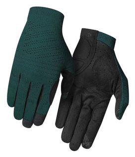 Rękawiczki męskie GIRO XNETIC TRAIL długi palec true spruce roz. L (obwód dłoni 229-248 mm / dł. dłoni 189-199 mm)