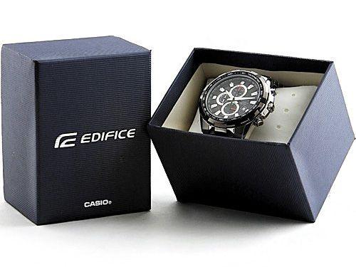 Casio Edifice EFV-100D-2AVUEF zegarek męski zdjęcie 4