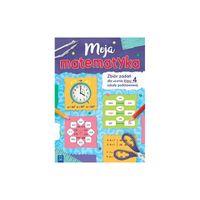 Książka Moja matematyka. Zbiór zadań dla uczniów klas 4