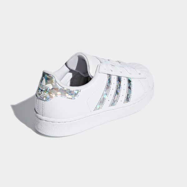 świetna jakość Los Angeles świetne dopasowanie Buty Damskie Adidas Superstar Holo J F33889 38 2/3