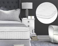 180x200 3D AIR hotelowa nakładka na materac
