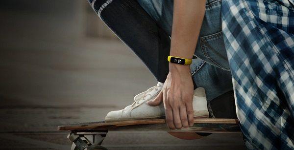 Smartwatch Samsung Fit-e SM-R375 czarny zdjęcie 3