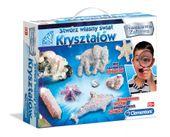 Świat Kryształów zestaw edukacyjny Clementoni60058