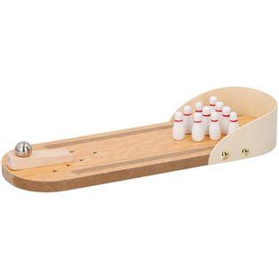 Dunlop - Mini kręgle drewniane na stół