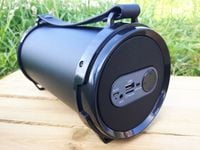 Głośnik Bluetooth Tuba Radio budowlane MP3 charge3