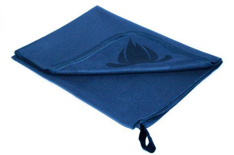 Ręcznik Szybkoschnący Z Mikrofibry Niebieski L