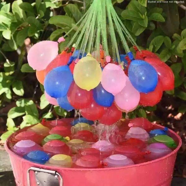 Magiczne Wodne Balony 111szt na wodę Bomby automat GRATIS zdjęcie 2