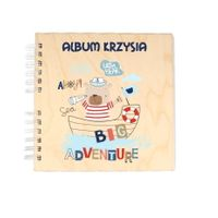 BZ100 Baza albumu dla dziecka - marynarz