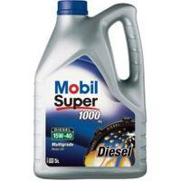 MOBIL SUPER X1 1000 15W40 DIESEL 5L