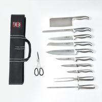 Zestaw noży , noże kuchenne komplet Promocja nóż szefa kuchni