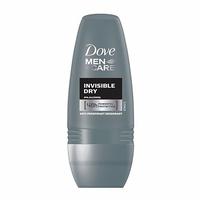Dove Men+ Care Invisible Dry antyperspirant w kulce dla mężczyzn 50 ml