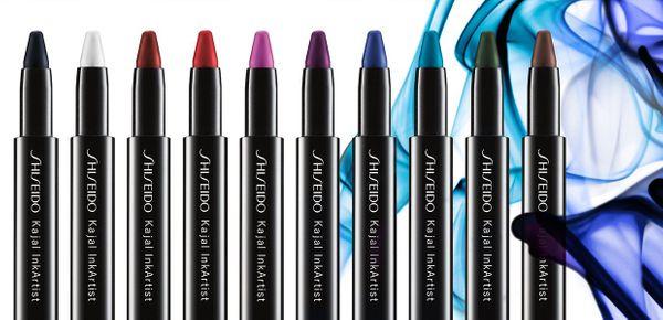 Shiseido Kajal InkArtist Eye-liner Shadow, Liner, Brow - Kredka 0,08g na Arena.pl