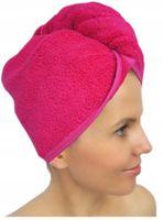 Turban do włosów Ręcznik na głowę Frotte Greno fuk