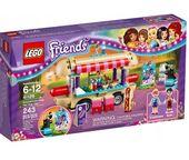 LEGO FRIENDS Furgonetka z hot-dogami 41129