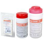 Sani-Cloth 70 chusteczki alkoholowe do dezynfekcji Ecolab 200szt. Tuba zdjęcie 2