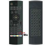 Pilot mx3 mysz powietrzna z podświetleniem do smart tv z mikrofonem 4w1 zdjęcie 10