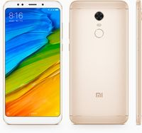Xiaomi Redmi 5 Plus 3/32GB Złoty EU LTE FV23%