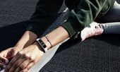 Smartwatch Samsung Fit-e SM-R375 czarny zdjęcie 4