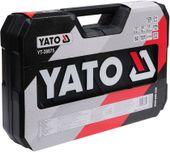 ZESTAW NARZĘDZIOWY 126 CZĘŚCI YATO  YT-38875 zdjęcie 3