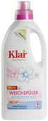 Płyn do płukania i zmiękczania tkanin ECO 1 L - KLAR