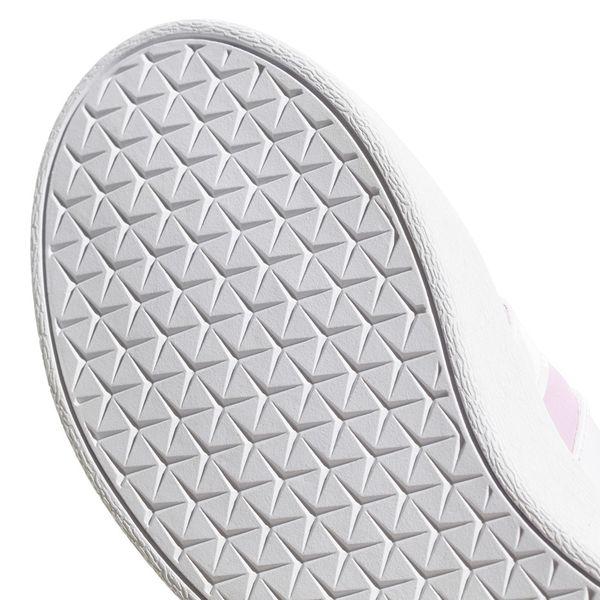 Buty dla dziewczynki adidas VL Court 2.0 K różowe DB1517 36 23