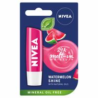 Nivea Pielęgnująca Pomadka  Do Ust - Watermelon Shine ( Arbuz) - 4,8 G