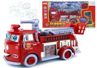 Auto Straż Pożarna Bańki Mydlane Jeździ Gra